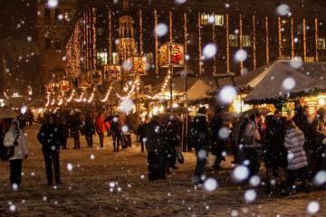 Las mejores ciudades europeas en Navidad