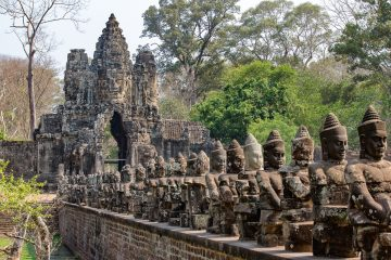 Templo angkor thom, Tomb Raider