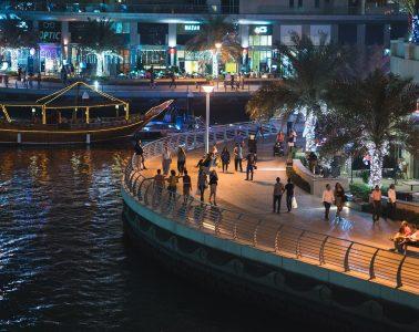 crucero y cena en Dubai