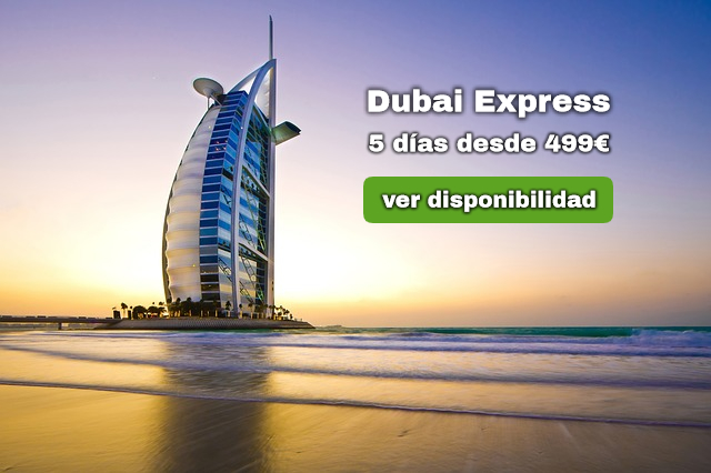Viaje dubai express
