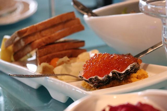 caviar dubai