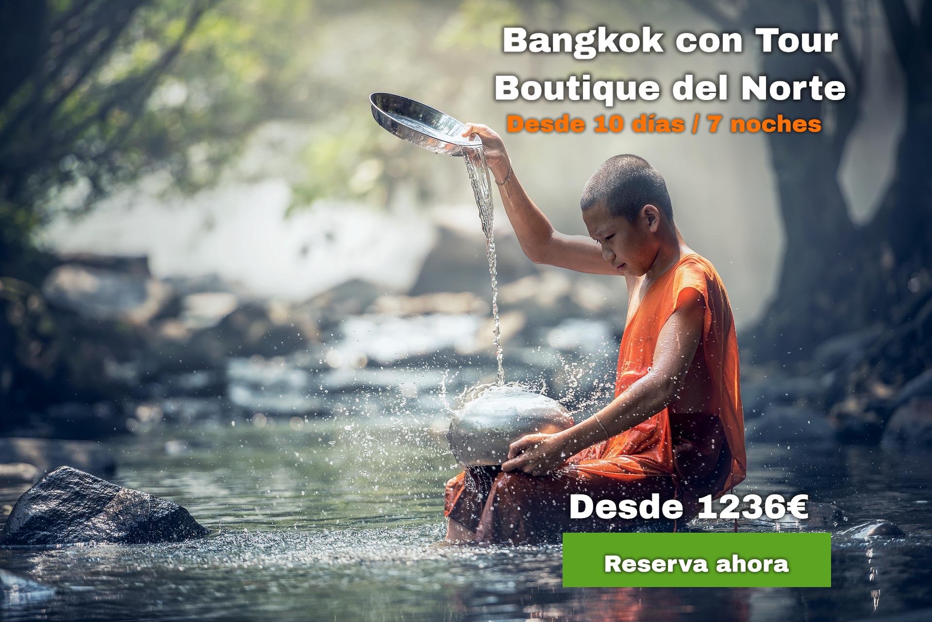 tour 10 días tailandia